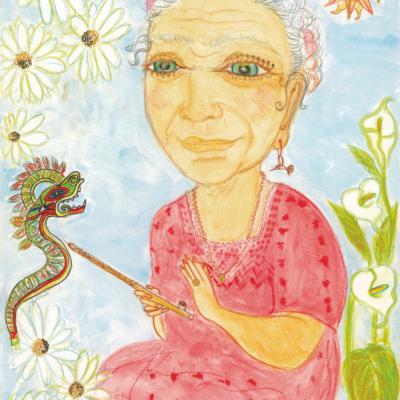 Abuela Margarita, sabia espiritual