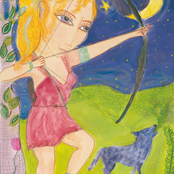 Artemisa, Tus diosas